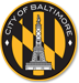 Baltimore City Fire Department logo