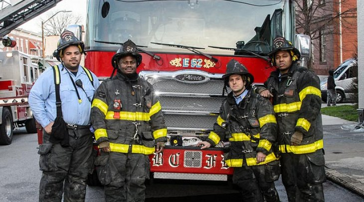 Baltimore City Firefighters